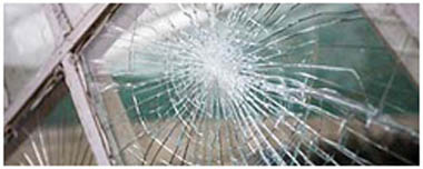 South Croydon Smashed Glass